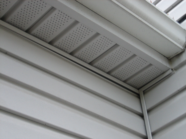 Install Security Light Vinyl Soffit Americanwarmoms Org