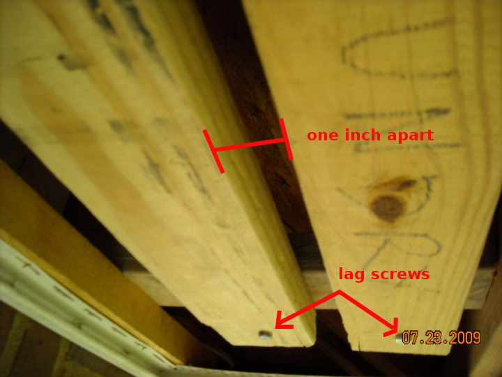 Mounting Camera Under Soffit Using 2x4 Best Method