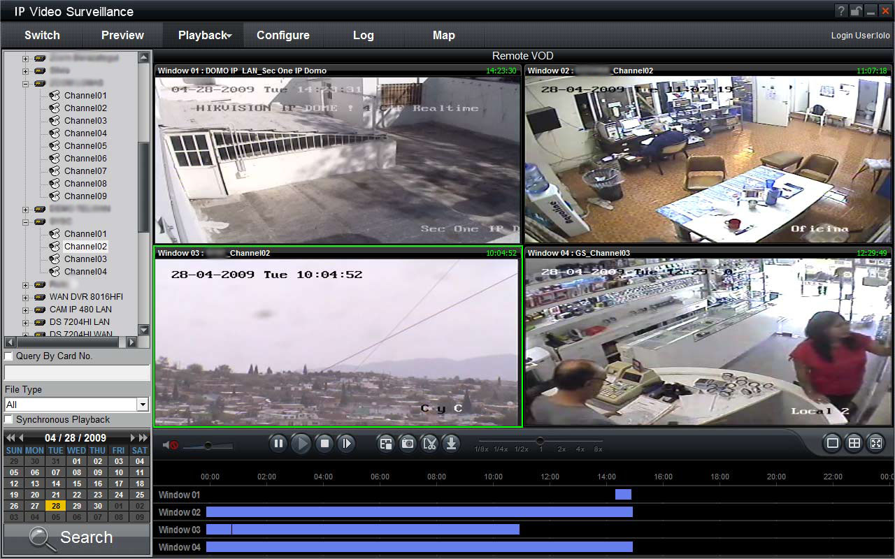 Hikvision ? What the    ??! - DVR Cards and Software - PC Based