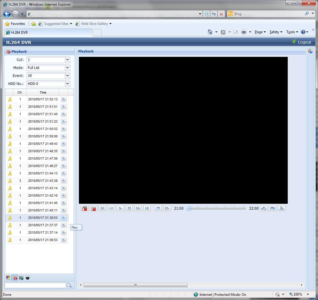avtech video viewer