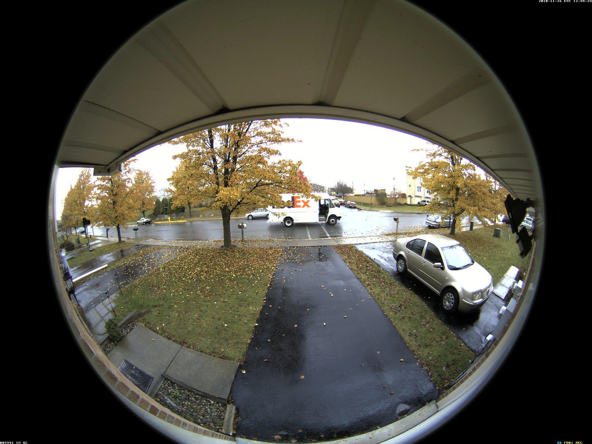 Geovision fisheye camera video cctv forum for Fish eye camera