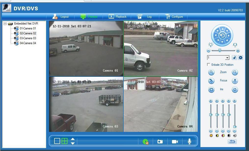 DVR Review - Hikvision DS-7204 4 Channel DVR - Digital Video