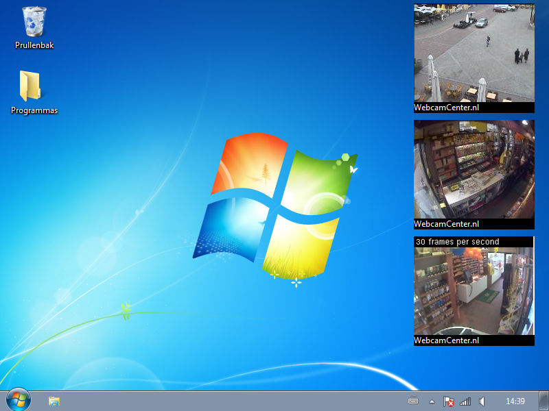desktop camera viewer for windows