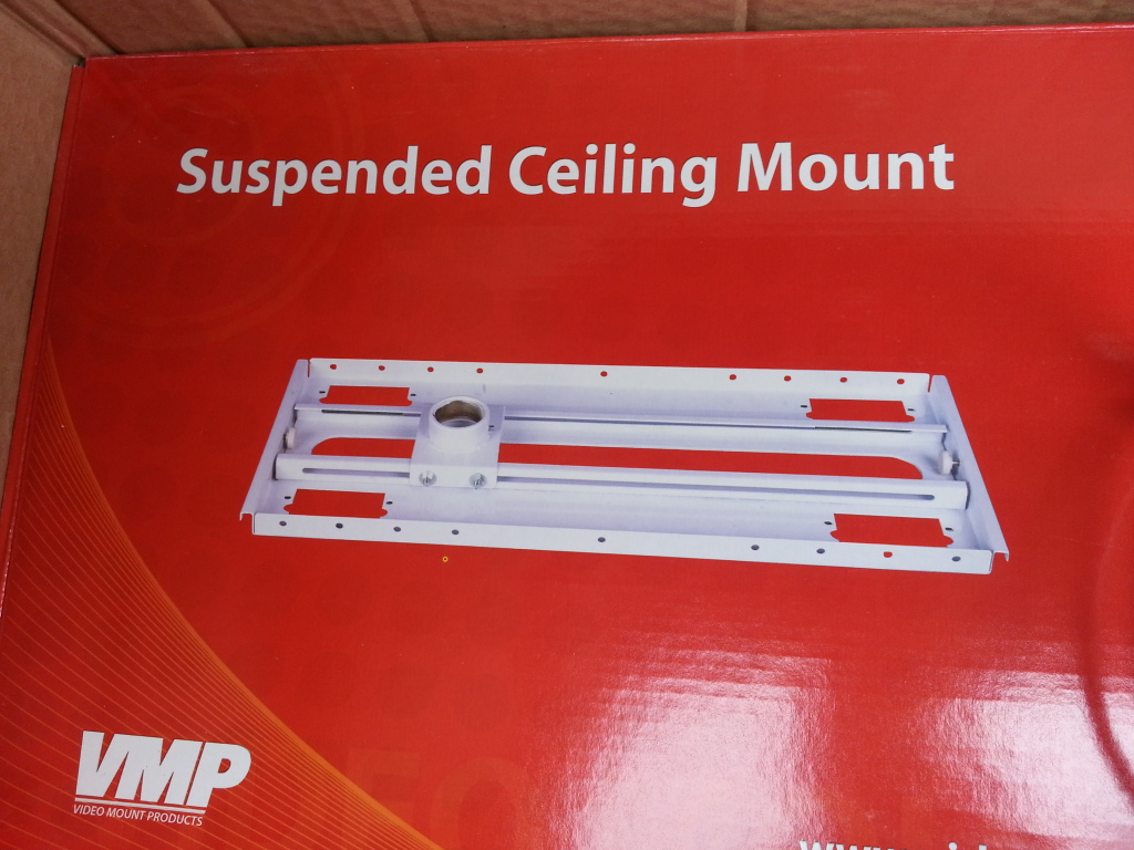 Suspended Ceiling Mount/TV Mount