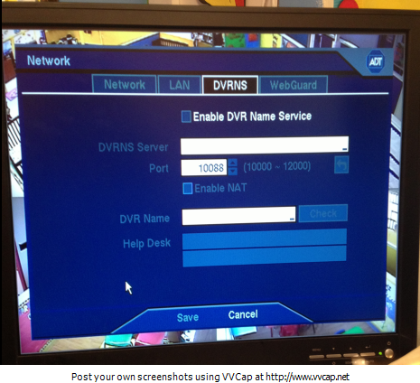 Adt Drc4hs 4 Camera Dvr System Remote View Problems