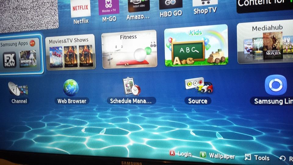 Viewing Hikvision Camera's on Samsung Smart TV's - IP