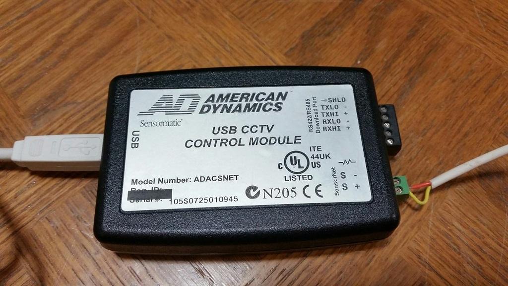 Intellex dvms Dome Control - Video Transmission/Control
